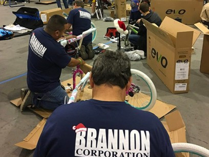 Brannon Corporation and the community