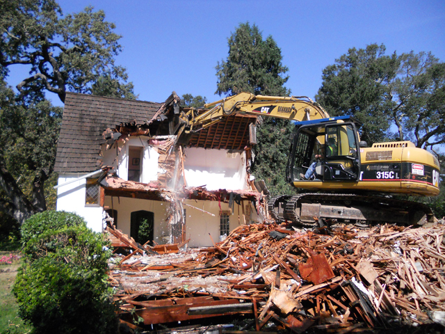 Full Home Demolition