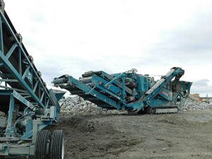 Brannon Corporation Crusher