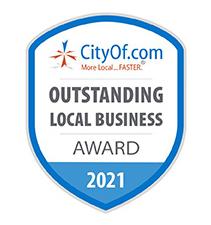 CityOf.com Award